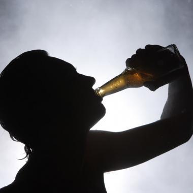 снимка, Алкохолът – вреден за здравето