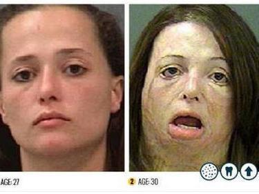 снимка, Викът на една майка срещу легализирането на наркотиците