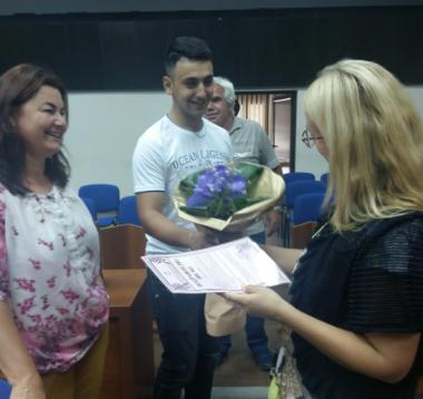 снимка, Проведе се ден на отворените врати в ОбСНВ Благоевград