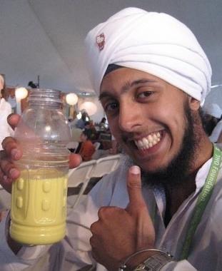 снимка, Златно мляко за здраве и дълголетие