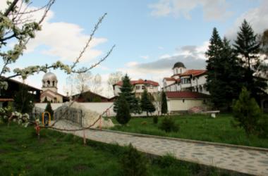 """снимка, Чудо Божие от манастира """"Св. Мина"""""""