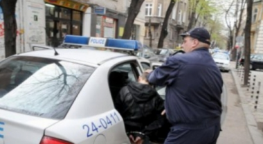 снимка, Дрогирани шофьори на пътя в Пиринско