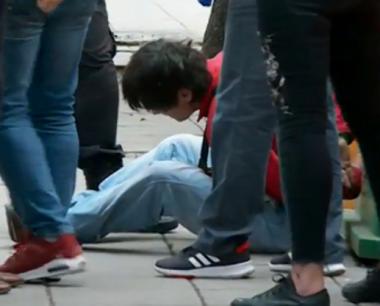 снимка, Злодеят, пробол момчето в тролей №7, се оказа опасен криминален наркоман от махалата