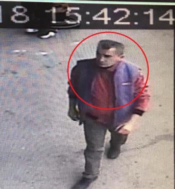снимка, Този мъж върти такива подли кражби в София, че чак не е за вярване