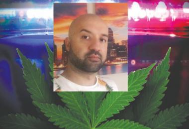 снимка, Отново се прочухме: Арестуваха българин със солидно количество дрога в Чикаго