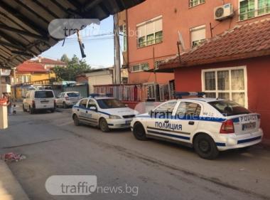 снимка, МАРИХУАНА - Спецакцията срещу наркотици в Пловдив продължава! Арестувани са 21 души