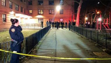 снимка, Стрелба в Манхатън! Има загинали