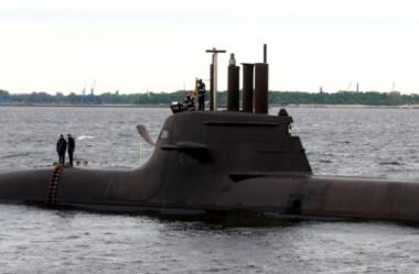 снимка, Албанската мафия пробвала да прекара кокаин с подводница