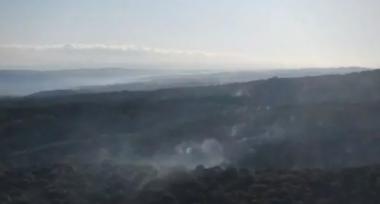 снимка, Изригна вулканът Попокатепетъл