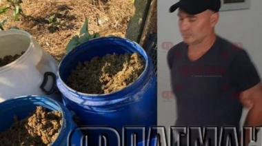 снимка, Спецполицаите закопчали бургаския моряк Тодор с дрога за милиони