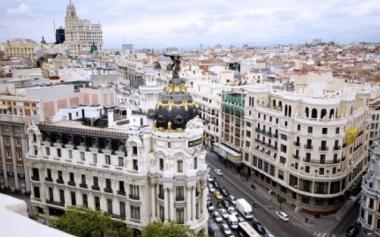 снимка, Страшна зараза в Мадрид, паниката расте