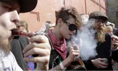 снимка, Марихуаната - нито е лека дрога, нито безопасна