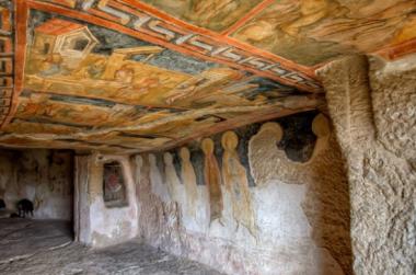 снимка, 800 години от основаването на Ивановския скален манастир