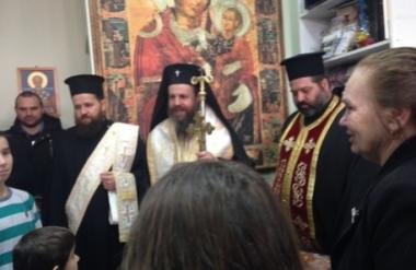 снимка, Православният център в Благоевград ще празнува 11-тия си рожден ден