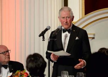 снимка, Prince Charles tests positive for coronavirus