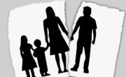 снимка, За родители след развод