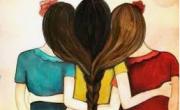 снимка, Братя и сестри  – любов, омраза и битки
