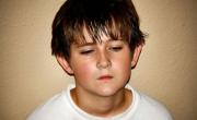снимка, Депресията може да доведе до липса на енергия на децата