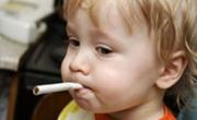 снимка, Девет годишни деца се развличат с алкохол и наркотици