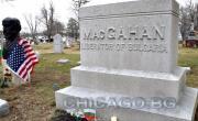 снимка, Дженюариъс Алойшиъс Макгахан, ирландец, американски гражданин, достойно защитил истината за българите – поклон