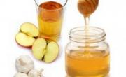снимка, Чесън, мед и ябълков оцет – уникална комбинация за лечение