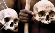 снимка, Канибализъм: Едни от последните племена, използващи трупове за ритуалите си