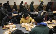 снимка, Ню Йорк: глад и бедност в един от най-богатите градове на света