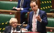 снимка, Великобритания назначи първия в историята министър на ваксинацията