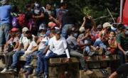 снимка, Миграционната катастрофа на южната граница на САЩ