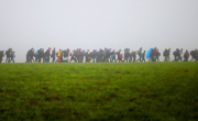 снимка, Вкарват дрога с бежанците