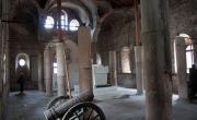 снимка, 1876 - 2016 в църквата днес Кочо Честименски е сам