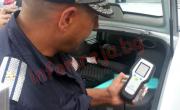 снимка, Пипнаха 8 водачи да шофират пияни или дрогирани в Кюстендилско