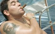 снимка, Марадона за наркотиците...