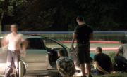 снимка, Двама задържани при полицейска акция в Благоевград