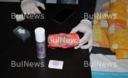 снимка, Митничари от Гюешево с мощен удар по наркотрафика