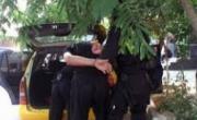 снимка, Нов удар срещу наркоразпространението в Петрич! Арестуваха Трайо Бичкията и авера му с 10 кг сух канабис, изхвърлили чувала с дрога след ПТП край с. Михнево