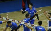 """снимка, Волейболистът на """"Левски"""" Спас Байрев, наказан след допинг проба с марихуана"""