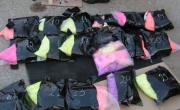 снимка, 78 кг амфетамини и 8,13 кг марихуана са иззети от автовоз