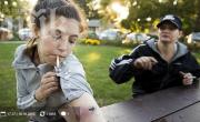 снимка, Нова дрога разяжда до кокал плътта на наркоманите (снимки 18+)