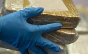 снимка, Властите изгориха 328 кг наркотици