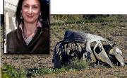 снимка, Взривиха разследваща журналистка в колата ѝ