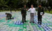 снимка, В Колумбия заловиха рекордните 12 тона кокаин