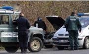 снимка, Арест на Е-79 край Благоевград: Задържаха двама с канабис в двигателя на автомобил