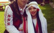 снимка, Сватба по стар български обичай