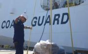 снимка, Бреговата охрана на Коста Рика задържа два тона кокаин