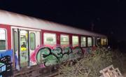 снимка, Още страшни СНИМКИ от удара на пътническия влак в скалите в Кресненското дефиле, какво е състоянието на пострадалите