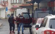 снимка, Първи СНИМКИ от зрелищния арест на страховития гангстер Томи Черния, тарашат G-класата му