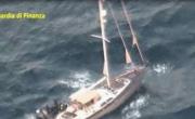 снимка, ГДБОП с горещи разкрития за задържаните българи с огромно количество наркотици на яхта край Сицилия!