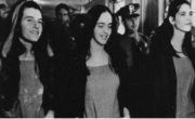 снимка, Girls of the Satan: serial killers from Manson's sect