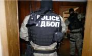 снимка, Мощна спецакция на ГДБОП и ДАНС в Благоевград, арестуваха...